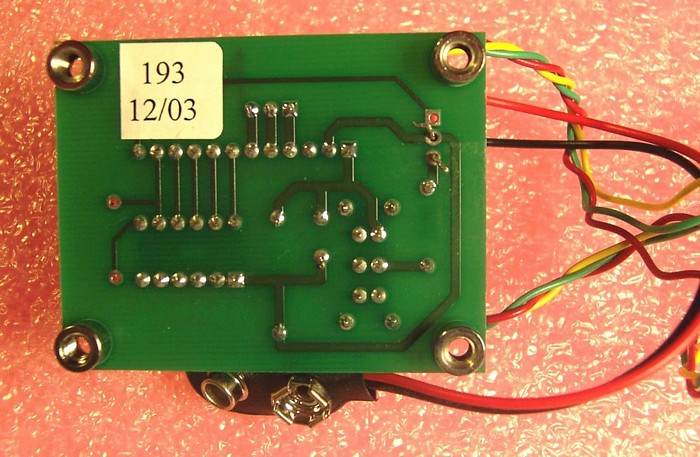 Max 250mA laser diode driver module  With EB1100-PC evaluation board   Thorlab model: LD1100