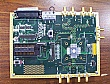 Vitesse VSC8123 evaluation board. 10 Mb/s to 2.7 Gb/s Rate Clock and Data Recovery (CDR)