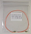 LC/PC-LC/PC 1-meter 50um MMF jumper, with 900um-buffered fiber. P/N: SX-LC/LC 50MM 0.9mm - 1m PVC Orange