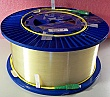 19.85km SMF-28 bare fiber spool, with 2 SC/APC connectors