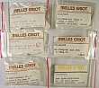 Lot of 20 Melles Griot optical lens