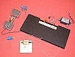 Sold already !  Combo assembly of modulator, modulator driver, laser, receiver.