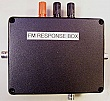 FM response box.  Customized laser driver with RF direct modulation, LS-01A laser saver. +/-5V dc input