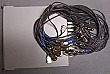 ILX LDM-4616  16-channel laser mount fixture. Missing 18 cables. Sample A