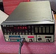 HP/Agilent 8152A optical average power meter.