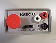 FOTEC C210L 850nm Optical Power Tester. Without  fiber adapter. 'Sell As Is'