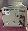 HP 81519A DC 400MHz. Optical Receiver.  'Sell As Is'