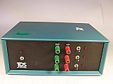 $66 each if buy 4pc. LINEAR Regulated Power Supply,  5VDC, 3A. Three outputs. Benchtop type. Assembled by JDS for JDS internal use in Canada