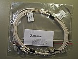 FC/PC(UPC)-FC/PC(UPC) 50/125um 900um-buffered MMF jumper, 5-meter. JDS P/N: J-FPFP-5-005-D1