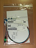 $12 each if buy 10pc. MTP(female) - LC/PC 12-fiber 22-inch jumper, Molex P/N: 862829497