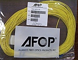 Min order qty: 10pc.  LC/UPC-SC/UPC 25-meter SMF jumper by AFOP