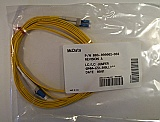 Min order qty=5. LC/UPC-LC/UPC duplex 3-meter SMF jumper, 2mm dual cable. Model no: JZ2-010LL002;  803-000062-003