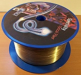 About 205-meter C-band PM Erbium Doped Fiber. INO model: Er 506.