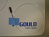 Low reflection Termination (LRT). 0.5-meter pigtail 100kpsi. Gould P/N: 63-00000-00-16510