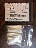 $17 if buy 2 bags. Fiber heat shrink sleeve. Length: 60mm. 50pc/bag. Price is for one bag of 50 sleeves