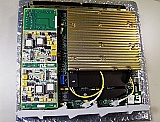 Nortel NT8E04AD OC-48 Optical Line/Post Amp (SC) Card.  1.55um C-band. Model: NT8E04AD.  Including EDFA module with model no: EDFA-SC-06