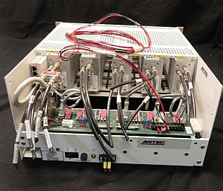 Antec Laser Link II mainframe for analog CATV.